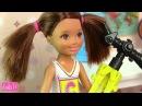 ДЕВОЧКИ СТАЛИ БЛОГЕРАМИ Мультик Барби Школа Школьные истории с Куклами