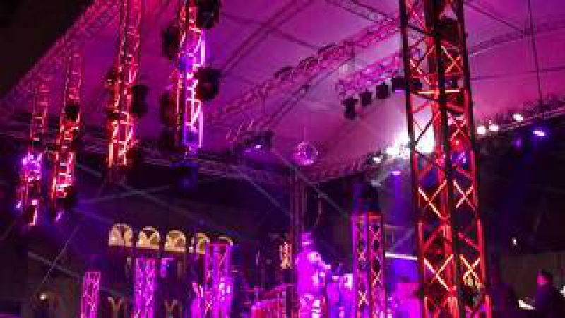 The best open air latin party Patra Carnaval Greece 2018
