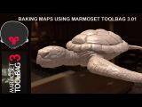 Baking Maps using Marmoset Toolbag 3.01 - Part 08