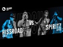 HissRoad (KR) vs Spiritz (JPN)|Asia Beatbox Championship 2017 Top 8 Tag Team Beatbox Battle
