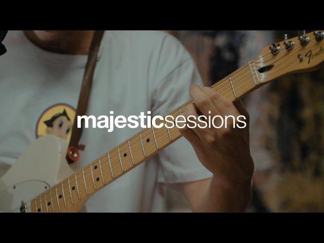 Jordan Rakei - Sorceress | Majestic Sessions