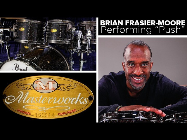Brian Frasier Moore - Masterworks Series Performance