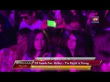 DJ Smash feat. Ridley - The Night Is Young (Live @ День Города Бельцы) (23.05.16)