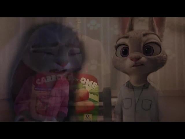 Sadness Judy Hopps