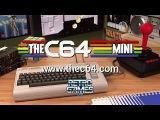The C64 Mini - Promo - Commodore 64 Retro Gaming Console