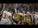 The University of Alabama: Sights and Sounds of the College Football Playoff (2018)