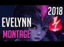 Evelynn Montage - PinkKing Best Evelynn Plays 2018 LOLPlayVN ( League of Legends )