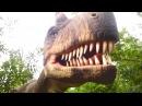 Влог Парк ДИНОЗАВРОВ Vlog Dinosaurus Park