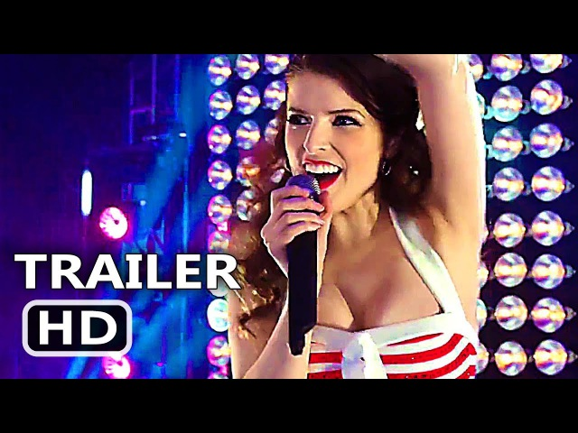 PITCH PERFECT 3 ALL Movie Songs Clips (2017) Anna Kendrick Comedy HD