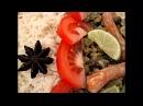Шампиньоны, лайм и индейка - самый вкусный рецепт с рисом.