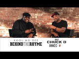 Behind The Rhyme CHUCK D with host Kool Mo Dee