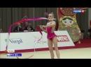 Россия 24 15.02.2018 В Москве начался международный Гран-при по художественной гимнастике - Рос