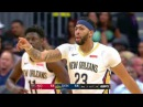 Denver Nuggets vs. New Orleans Pelicans Full Game Highlights | 11.17.2017