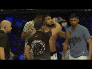 Kadir Dalkiran vs. Shoaib Yousaf