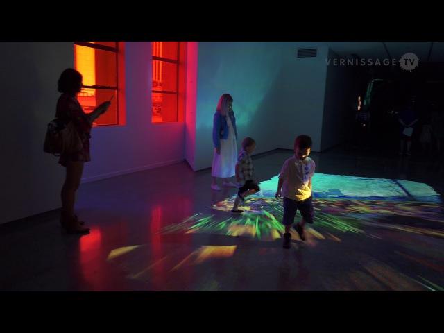 Pipilotti Rist: Sip my Ocean at MCA Sydney / Kids Opening