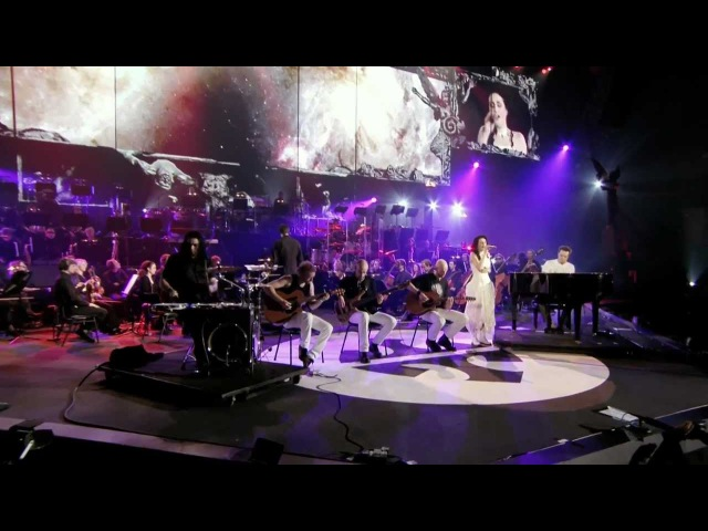 Within Temptation and Metropole Orchestra - The Swan Song (Black Symphony HD 1080p)