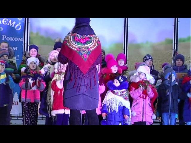 Млинівська Свято-Михайлівська церква колядує!