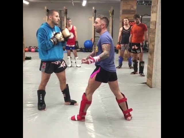 Liam Harrison Little clip from yesterday's seminar