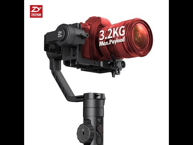 Zhiyun Crane 2 Canon 1DX mark II Sigma 35 mm 1.4 Art Canon 70-200 L 2.8 IS II