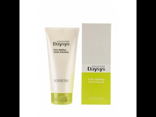 Enprani Daysys Pure Пенка тающая очищающая на основе натуральных растительных компонент...