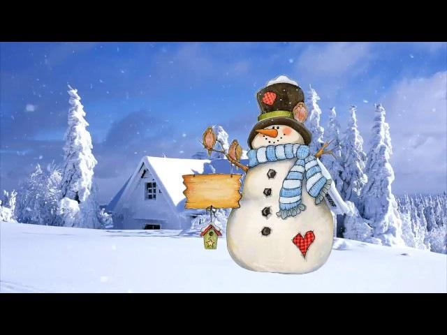 Дитячі пісні Зимові місяці караоке слова і музика Анатолія Салогуба