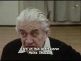 Complete G. Faure - Requiem Sergiu Celibidache in Rehearsal London Symphony Orchestra BBC 1983