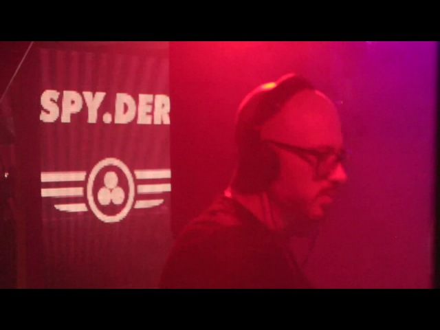DR.SPY.DER LIVE @ ROOFTOP TRIBE 2017 (RUSSIA, MOSCOW) PIECE 2 FULL HD 1080p
