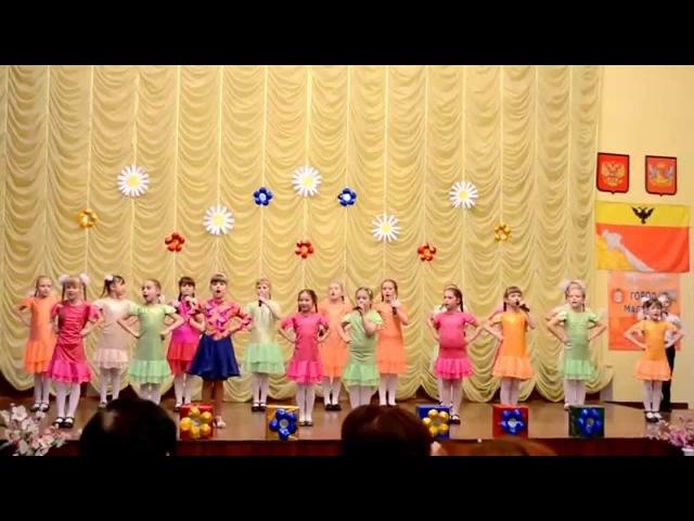 Детский хор Карамелька песня Ой, блины! МБОУ Лицей №6 г. Воронеж