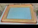 Большая рамка для фотографии 1/2. Big frame for photo part 1