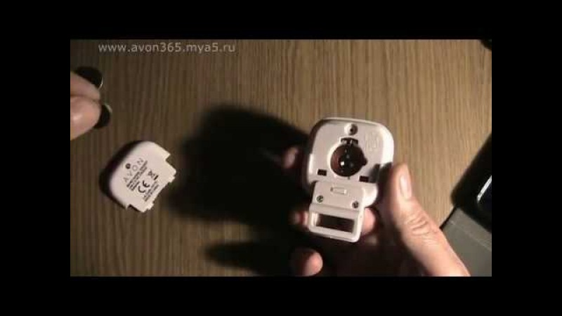 Лампа для селфи от AVON Обзор Заказ по каталогу