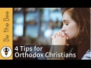 Be the Bee 130 | 4 Tips for Being an Orthodox Christian in the World (with Fr Andrew Damick)