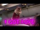 Элвин и Бурундуки поют Got Love MiyaGi и Эндшпиль feat. Рем Дигга