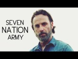 The Walking Dead Seven Nation Army