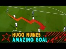 Benfica youngster Hugo Nunes scores the Amazing Goal
