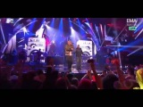 Eminem Says 100 Words in 15 Seconds Rap God Live MTV EMA Awards 2013
