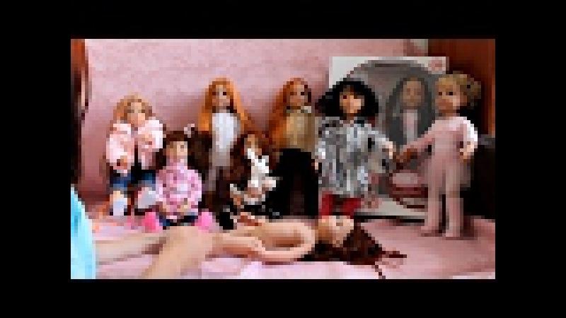 Gotz review обзор моих кукол сравнение с шарнирными смотреть онлайн без регистрации