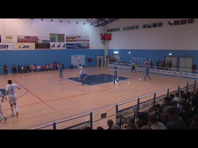 Italy League - Round 23 - Came Dosson 1x3 Axed Group Latina