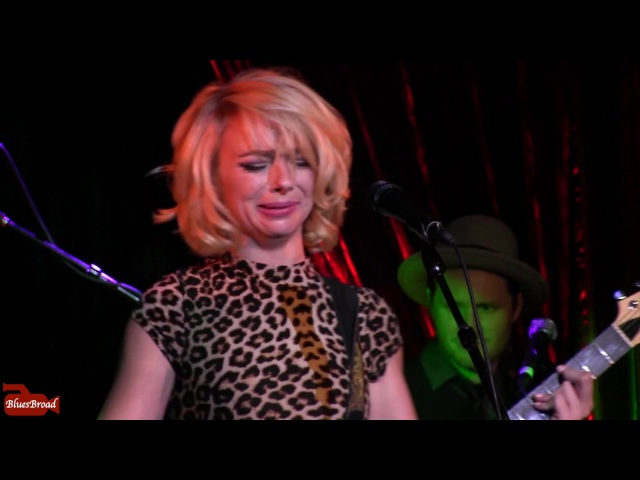 SAMANTHA FISH • Either Way I Lose • The Cutting Room NYC 72517