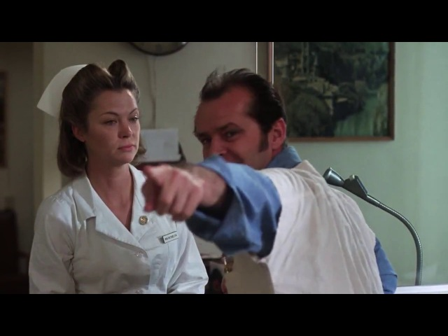 «Пролетая над гнездом кукушки» (One Flew Over the Cuckoo's Nest) - Voting scene