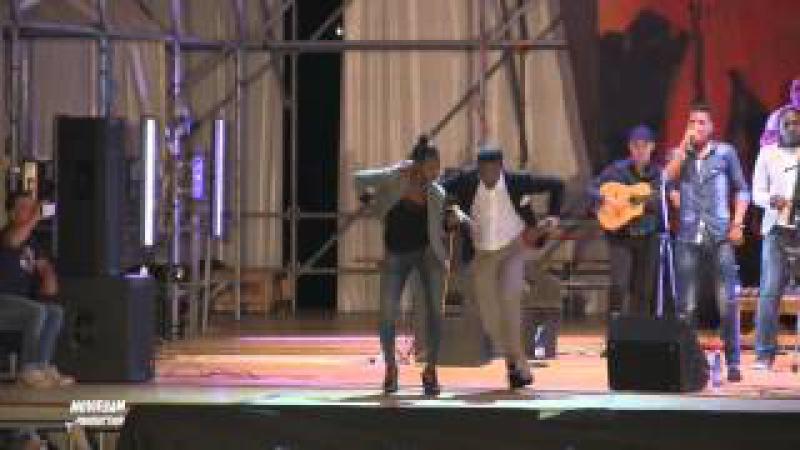 Elito Revé y Su Charangòn Esa Soy Yo Live Special Guest Maykel Fonts