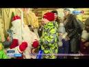 Юные пензенцы смогут лично встретиться с Дедом Морозом в сказочном тереме