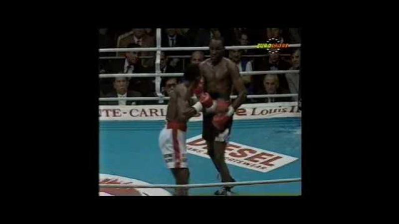 1991-04-01 Mike McCallum vs Sumbu Kalambay II