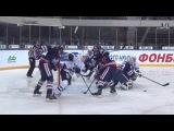 Моменты из матчей КХЛ сезона 17/18 • Нефтехимик - Трактор