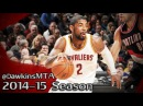 Kyrie Irving Full Highlights 2015.01.28 vs Blazers - Career-High 55 Pts, KYRIDICULUS Double-Nickel!