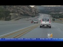 Road Rage Leads To Chain Reaction Crash Near Santa Clarita