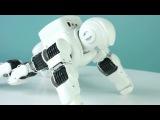 Знакомство с роботом Alpha1 Pro от UBTech