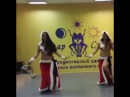 Танец живота в Екатеринбурге - дуэт ШАФРАН Репетиция