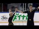 Talisa THOMALLA Robert KUNKEL GER Pairs Short Program GDANSK 2017