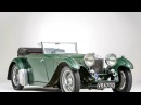 Invicta 4 0 5 Litre S Type Low Chassis Drophead Coupe by Corsica S 31 '1930
