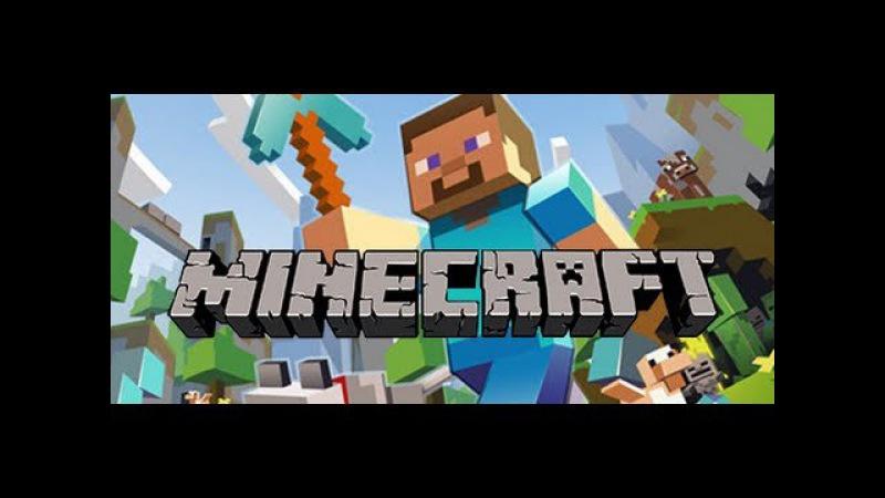 Minecraft : Маленькая хижина и диверсия Матвея.